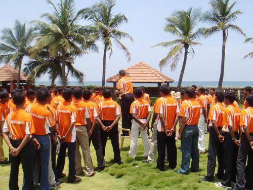 2010年8月13~15日印度代理商MEHALA年度技術研討會